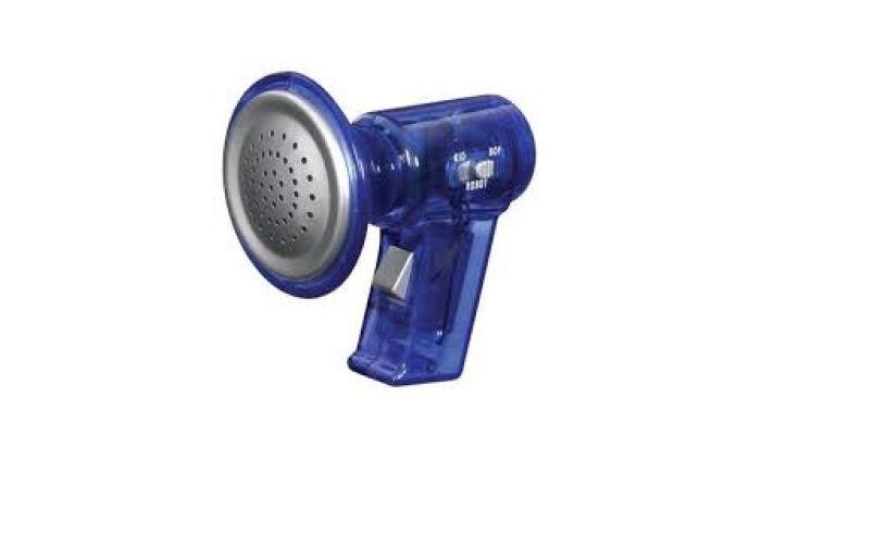 blue mini voice changer toysmith