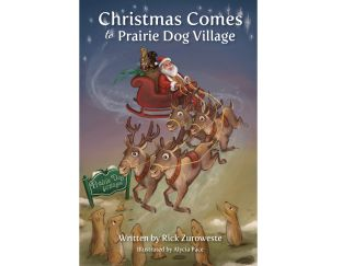 Christmas comes to prairie dog village book