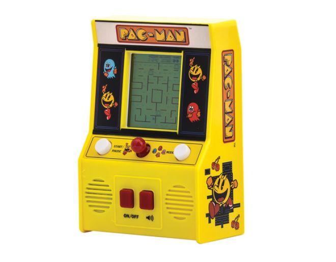 pacman mini arcade game