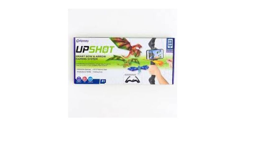 Upshot Smart Bow & Arrow Gaming System trigger