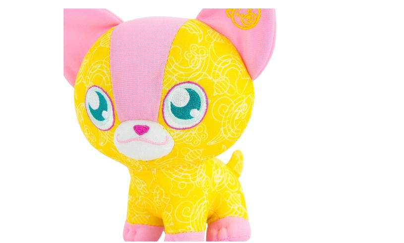 chihuahua doodle bear tomy