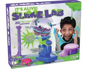 Its alive slime lab smartlab toys box