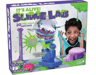 Its alive slime lab smartlab toys box
