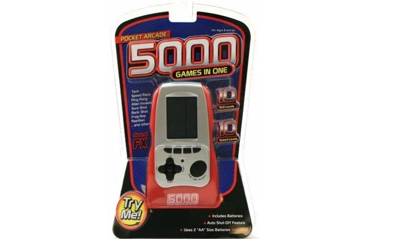 Pocket arcade 5000 in one