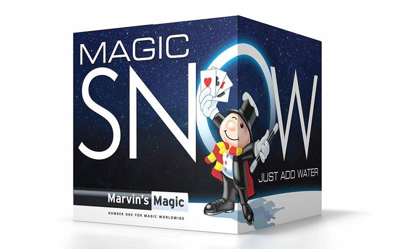 Magic Snow box