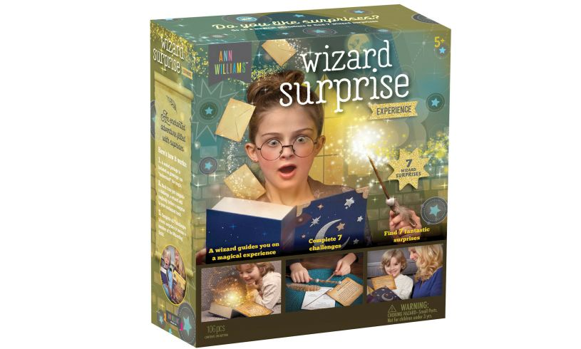 Ann Williams Wizard Surprise box