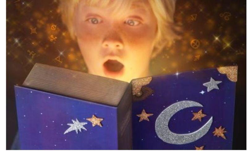 Ann Williams wizard surprise surprised