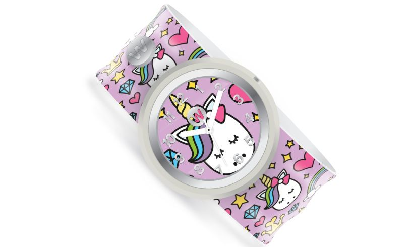 Princess unicorn watchitude slap watch
