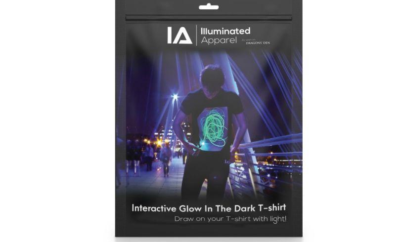 Illuminated apparel adult t shirt pack