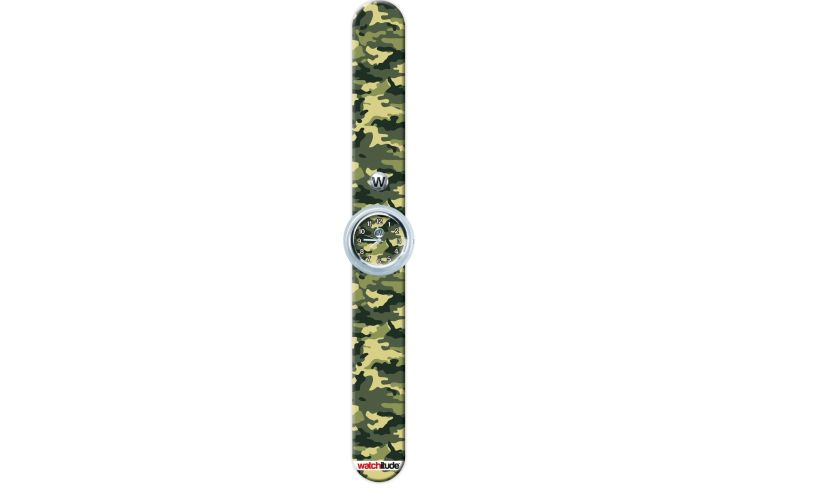 Watchitude camo watch strap
