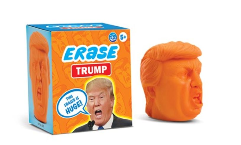 Presidential Eraser back