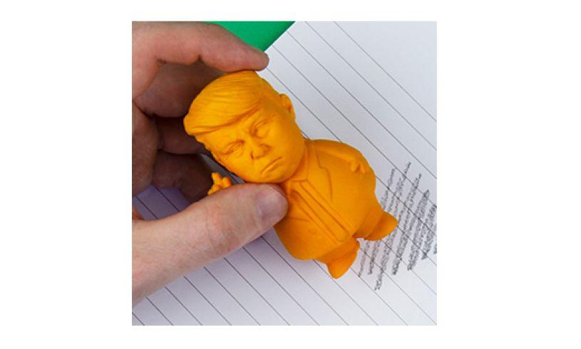 Presidential Eraser front