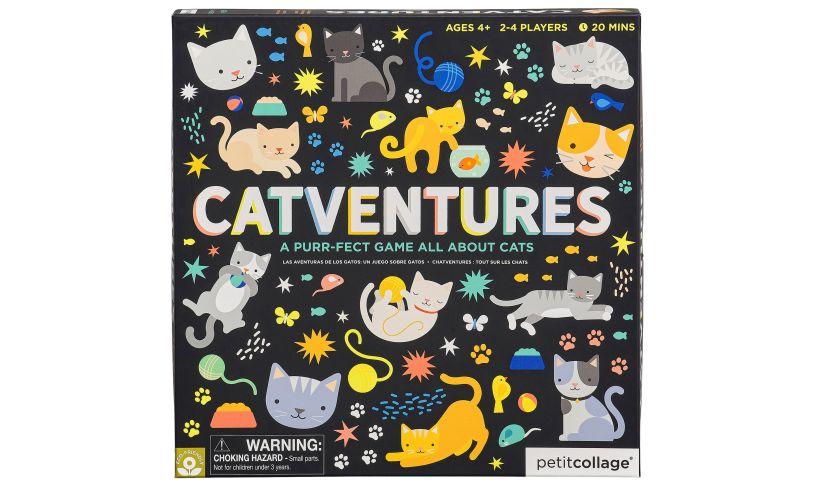 Catventures - A Purr-fect Game