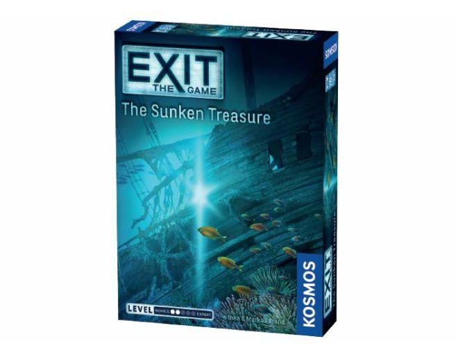 The Sunken Treasure - Exit Game