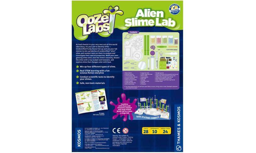 Alien Slime Lab Thames & Kosmos
