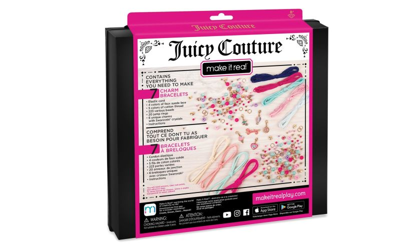 Juicy Couture sunshine bracelet