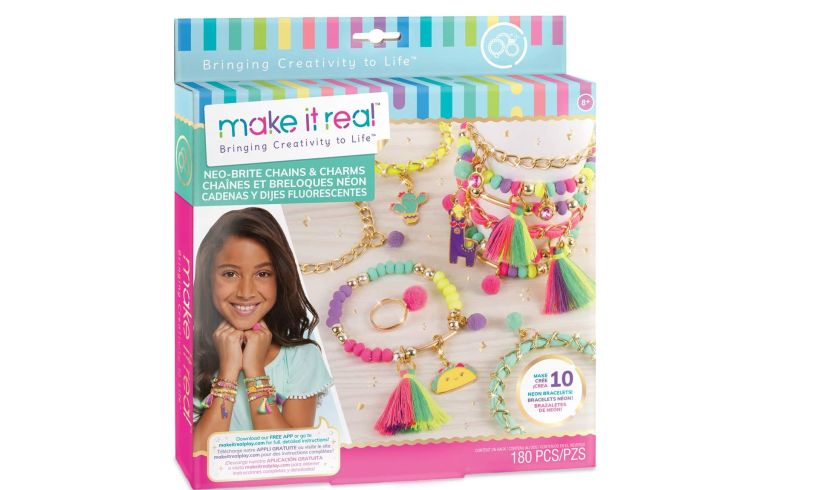 Make it Real neo Brite Charms box