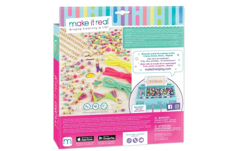 make it real neo brite charms rear box