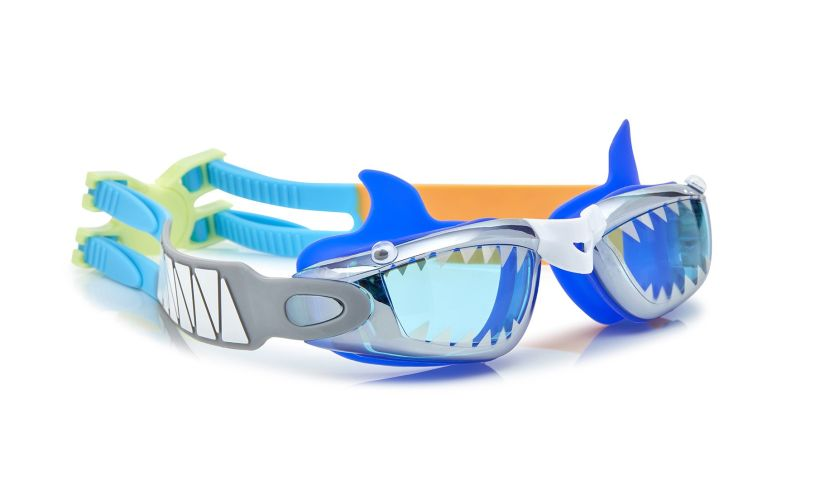 Jawsome Goggles front page