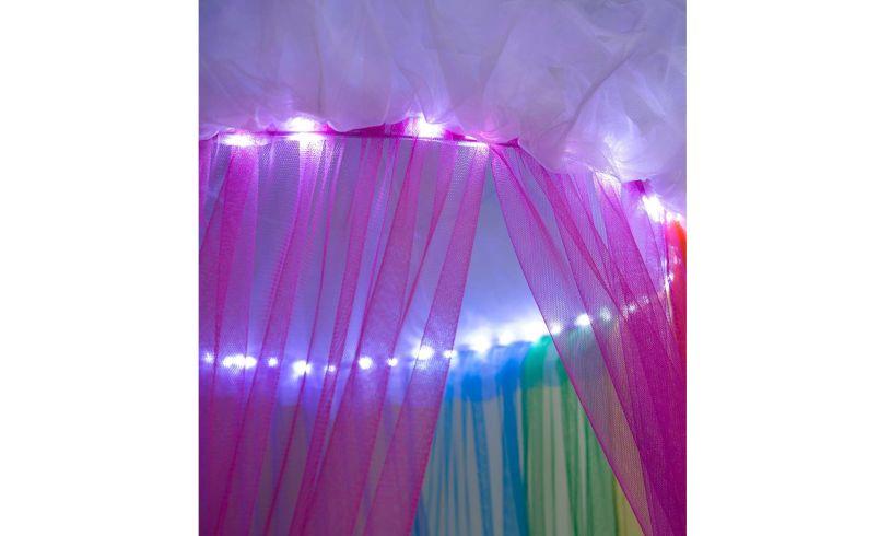 Lightup Rainbow Canopy lights