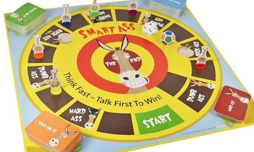 Smart Ass University Games