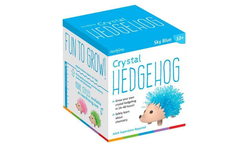 Crystal Hedgehog box