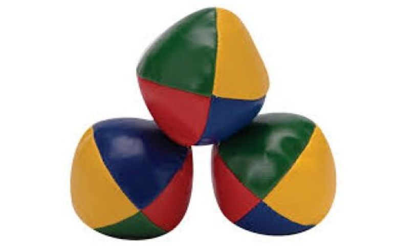 Juggling Balls Box