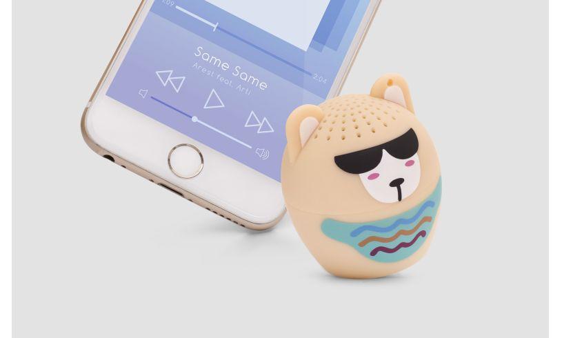 Llama Bluetooth Speaker Phone