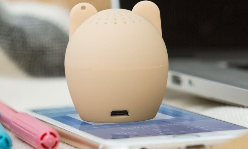 Llama Bluetooth Speaker Lifestyle