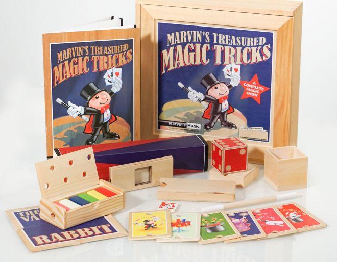 Marvin's Treasured Magic Tricks