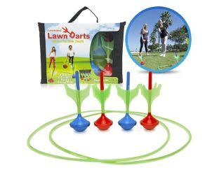 Lawn Darts contents