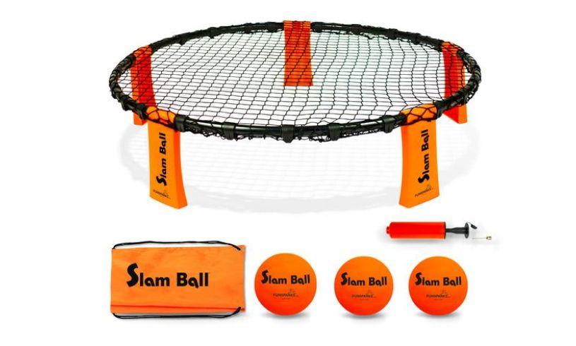 Slam Ball contents