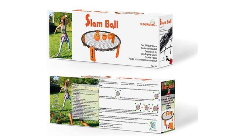 Slam Ball box