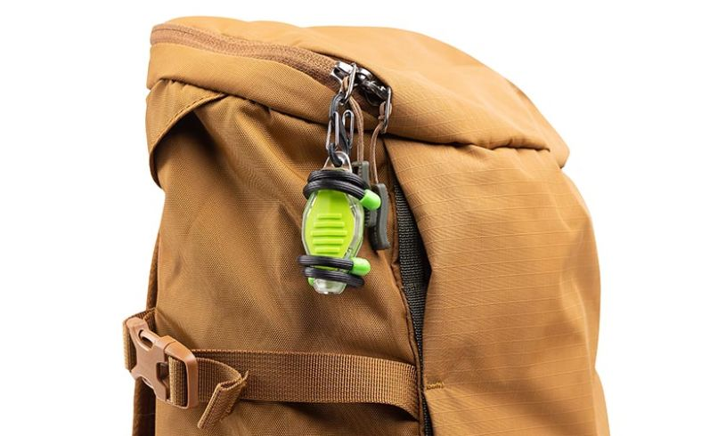 BugLit LED Micro Flashlight Lifestyle