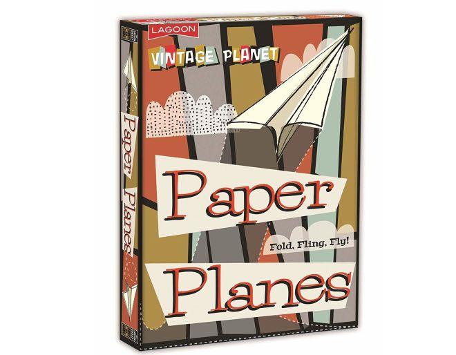 Lagoon Group Vintage Paper Planes