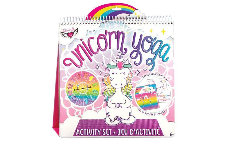 Unicorn Yoga box