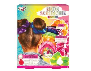 Neon Scrunchie box
