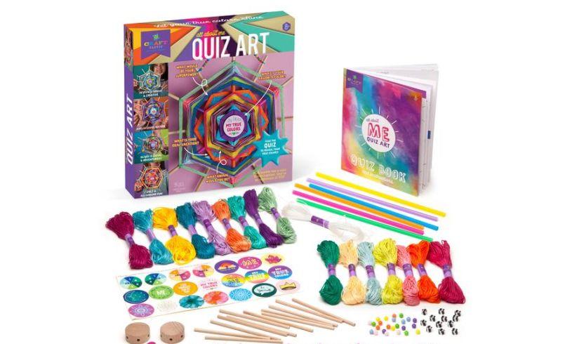 Quiz Art contents