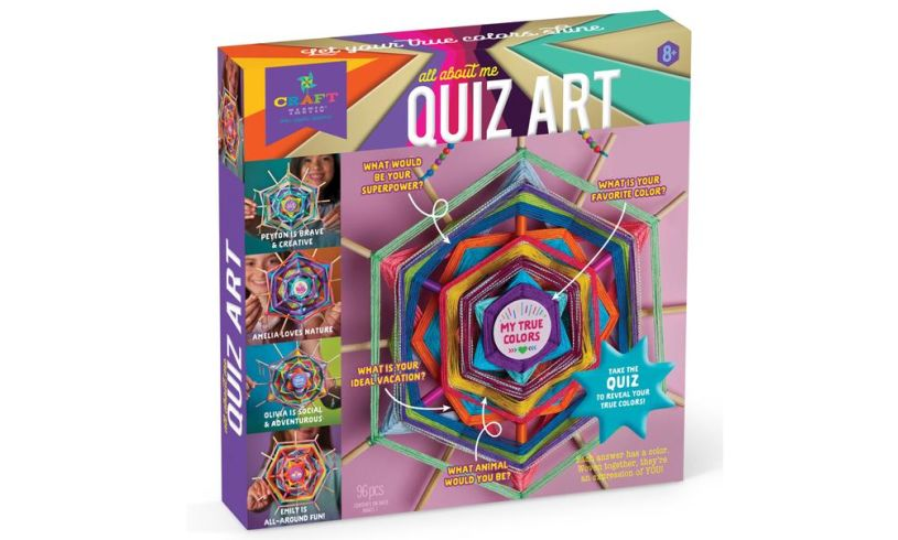 Quiz Art box