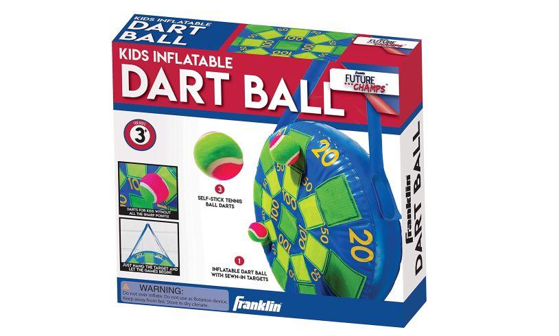 Inflatable Dart Ball box