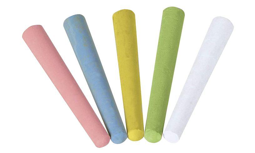Jumbo Chalk colours
