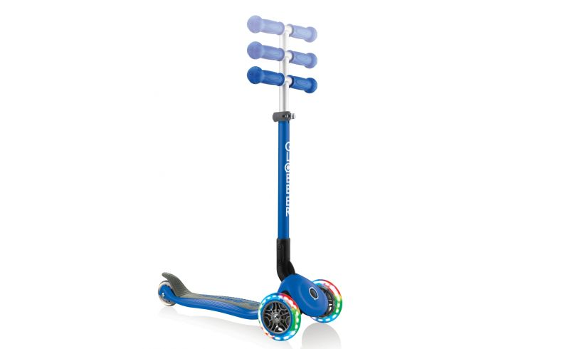 Primo foldable scooter handles