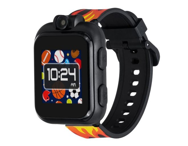 iTouch watch flame - side