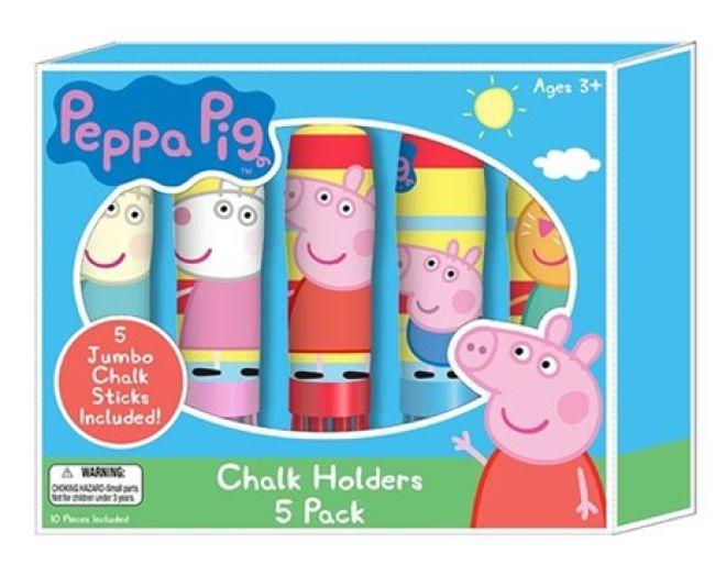Peppa Pig chalk box