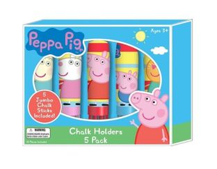 Peppa Pig chalk box