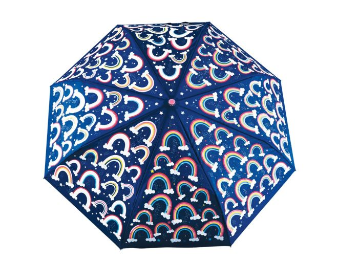 Rainbow Color Changing umbrella