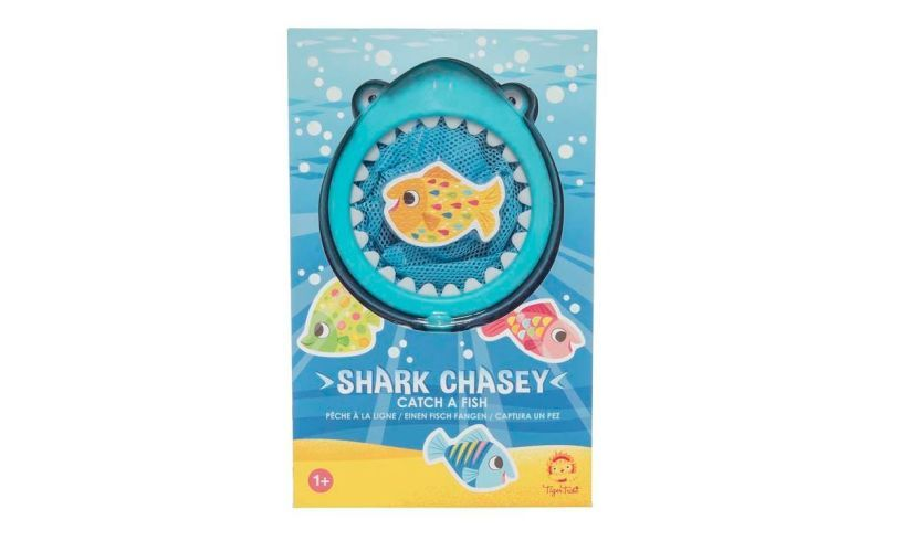 Shark Chasey box