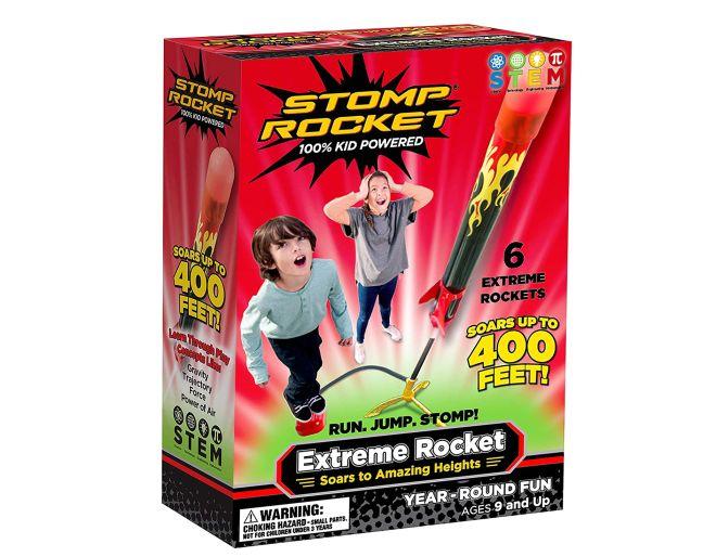 Stomp Rocket Extreme box