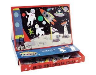 Outer Space Magnetics contents