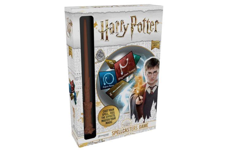 HP Spellcasters side